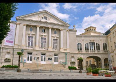 Niederösterreich - Baden - Stadttheater
