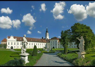 Niederösterreich - Benediktinerstift Altenburg