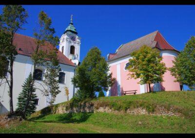Niederösterreich - Bergern im Dunkelsteiner Wald - Ortsteil Maria Langegg