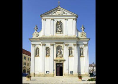 Niederösterreich - Bruck an der Leitha - Pfarrkirche