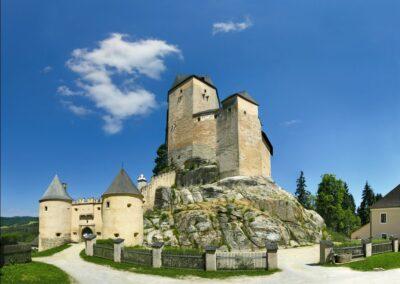 Niederösterreich - Burg Rappottenstein