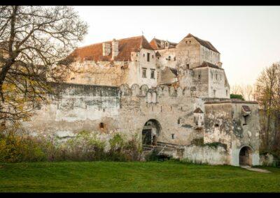 Niederösterreich - Burg Seebenstein