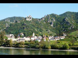 Niederösterreich - Dürnstein - Ruine und Stadt