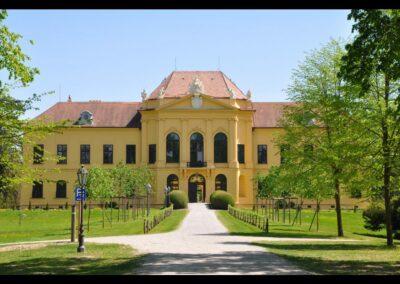 Niederösterreich - Eckartsau - Schloss Eckartsau