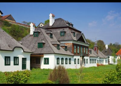 Niederösterreich - Emmersdorf an der Donau - Ortsteil St. Georgen