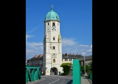 Niederösterreich - Fischamend - Stadtturm oder Fischaturm