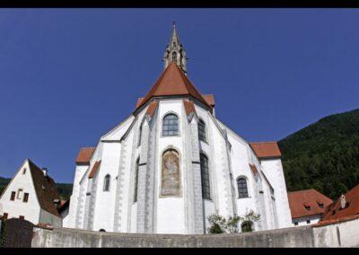 Niederösterreich - Gaming - Kartause Gaming ehemaliges Kloster Marienthron