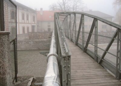 Niederösterreich - Gloggnitz - Schwarza Brücke