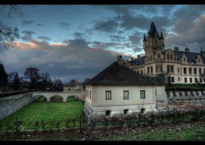 Niederösterreich - Grafenegg - Schloss Grafenegg