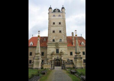 Niederösterreich - Greillenstein - Renaissance Schloss Greillenstein