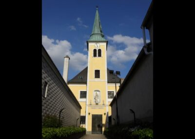 Niederösterreich - Hagenbrunn - Ortskapelle Hl. Anna