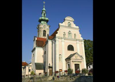 Niederösterreich - Hainburg an der Donau - Katholische Pfarrkirche