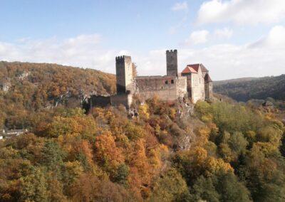 Niederösterreich - Hardegg im Thayatal - Burg Hardegg
