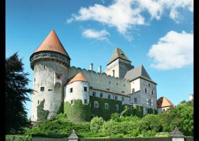 Niederösterreich - Heidenreichstein - Burg Heidenreichstein