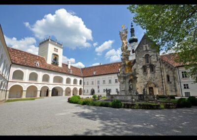 Niederösterreich - Heiligenkreuz - Zisterzienserabtei Stift Heiligenkreuz