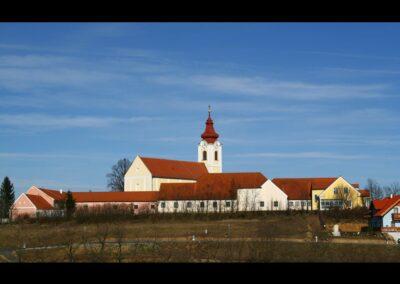 Niederösterreich - Japons - Katholische Pfarrkirche Hl. Laurenz