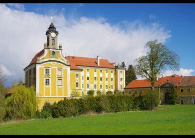 Niederösterreich - Kirchberg am Walde - Schloss
