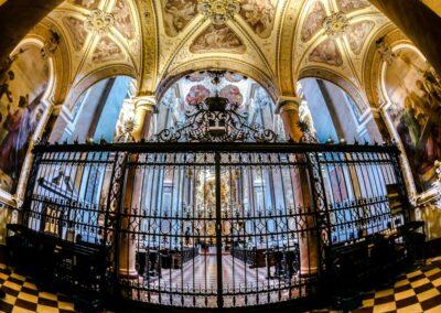 Niederösterreich - Klosterneuburg - Stiftskirche Innenansicht