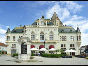 Niederösterreich - Korneuburg - Rathaus