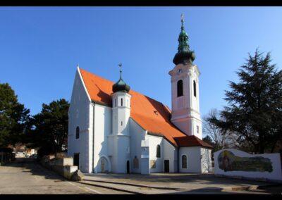 Niederösterreich - Langenzersdorf - Pfarrkirche St. Katharina