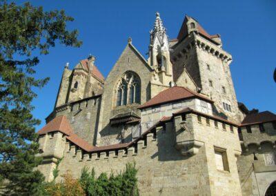 Niederösterreich - Leobendorf - Burg Kreuzenstein bei Leobendorf