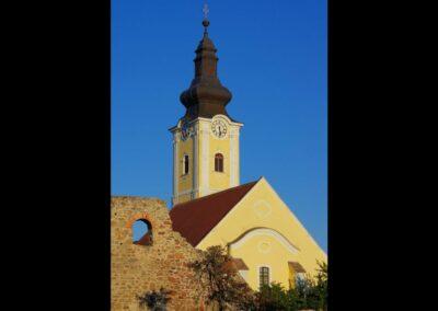 Niederösterreich - Mautern an der Donau - Katholische Pfarrkirche Hl. Stefan