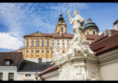 Niederösterreich - Melk - Benediktiner Klosterstift