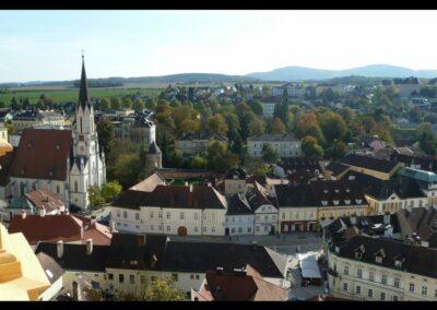 Niederösterreich - Melk - Stadtzentrum