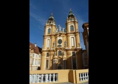 Niederösterreich - Melk - Stiftskirche St. Petrus und Paulus