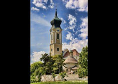 Niederösterreich - Mistelbach - Katholische Pfarrkirche Hl. Martin