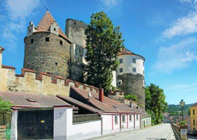 Niederösterreich - Raabs an der Thaya - Burg Raabs an der Thaya