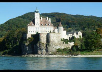Niederösterreich - Schönbühel an der Donau - Schloss Schönbühel
