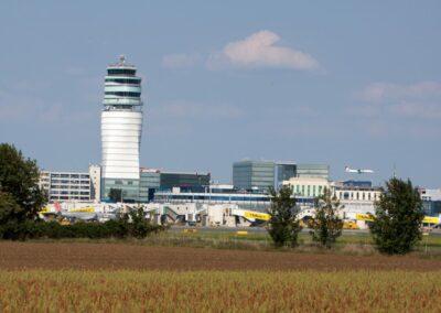 Niederösterreich - Schwechat - Flughafen Tower
