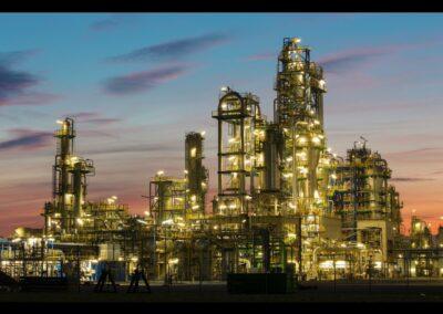 Niederösterreich - Schwechat - Raffinerie