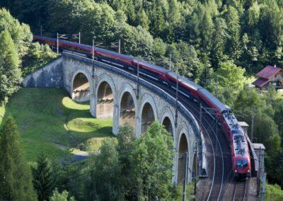 Niederösterreich - Semmeringbahn