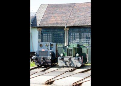 Niederösterreich - Sigmundsherberg - Eisenbahnmuseum