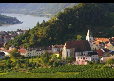 Niederösterreich - Spitz im Herzen der Wachau