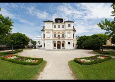 Niederösterreich - Stockerau - Kulturzentrum Belvedere Schlössl