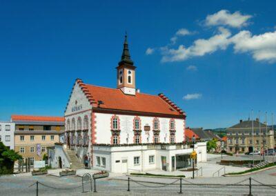 Niederösterreich - Waidhofen an der Thaya - Rathaus