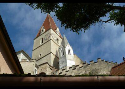 Niederösterreich - Weißenkirchen in der Wachau - Wehrkirche