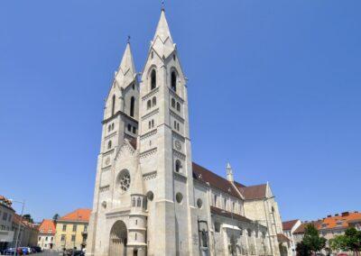 Niederösterreich - Wiener Neustadt - Dom