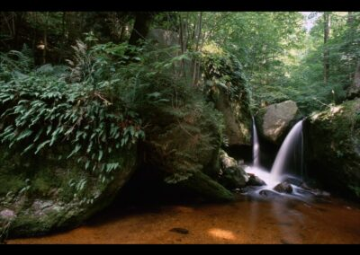Niederösterreich - Ysperklamm Wasserfall