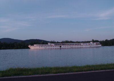 Oberösterreich - An der Donau zwischen Asten und Lin