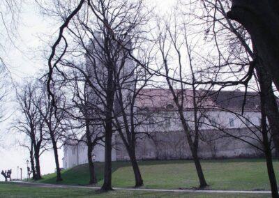 Oberösterreich - Enns - Schlosspark