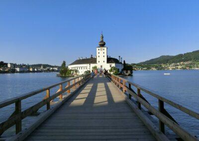 Oberösterreich - Gmunden - Schloss Ort 2