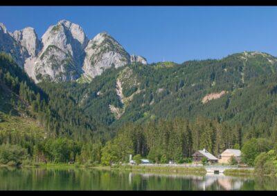 Oberösterreich - Gosausee am Dachsteinmassiv