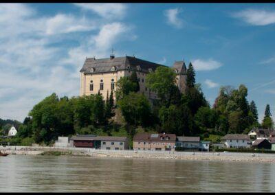 Oberösterreich - Grein - Schloss Greinburg