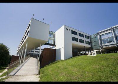 Oberösterreich - Hagenberg im Mühlkreis - Softwarepark Hagenberg