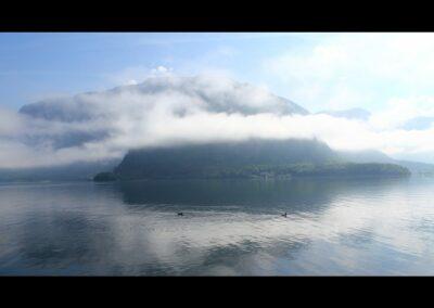 Oberösterreich - Hallstätter See am Morgen