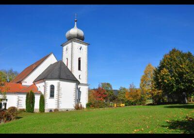 Oberösterreich - Klaffer am Hochficht - Pfarrkirche Mariä Himmelfahrt